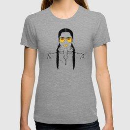 yellow shades T-shirt