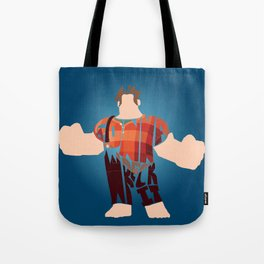 I'm Gonna Wreck It Typography Tote Bag