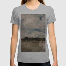 Windy Beach Day T-shirt