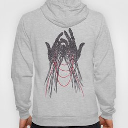 Do You Believe in the Red String of Faith Hoody