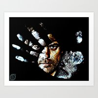 fringe Art Prints featuring Fringe by D77 The DigArtisT