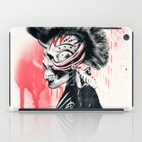 punk iPad Cases featuring PUNK by Ali GULEC