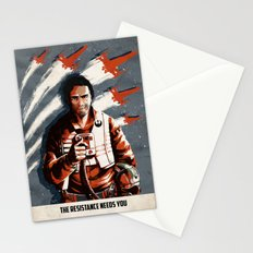The Resistance Needs You Again! Stationery Cards