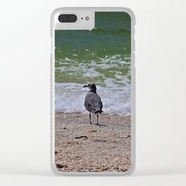 The Soloist Clear iPhone Case
