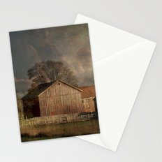 Passing Storm Stationery Cards