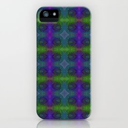 Tryptile 47l (Repeating 2) iPhone Case