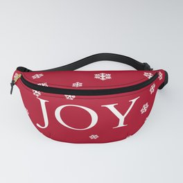 Winter Joy - red - more colors Fanny Pack