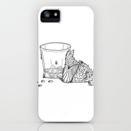 Thirsty Grouse iPhone Case