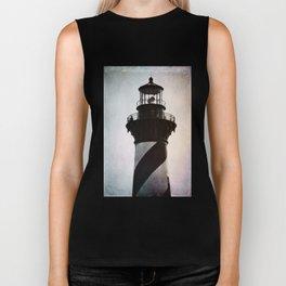 Cape Hatteras Lighthouse Biker Tank