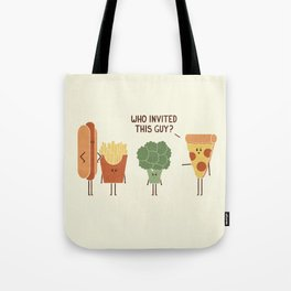 Party Crasher Tote Bag