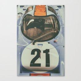Porsche 917 III Canvas Print