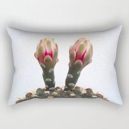 Succulent Cactus Rectangular Pillow