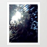 gem Art Prints featuring Gem by Katie Troisi