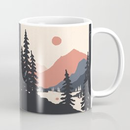 View From the East Shore... Coffee Mug