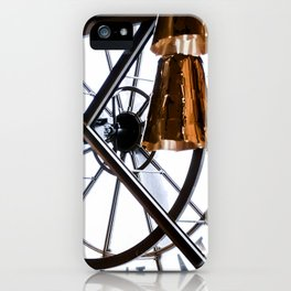 The inside bells iPhone Case