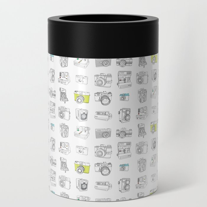 My Camera Collection Can Cooler