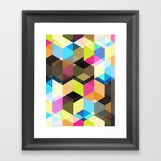 Modern 01 Framed Art Print