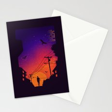 At Dusk Stationery Cards