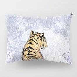 Tiger Moon | Colour Version Pillow Sham