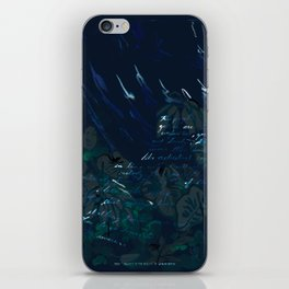 """""""Conquest of the Useless"""" by Werner Herzog Print (v. 6) iPhone Skin"""