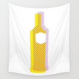 Pop Art Vodka Wall Tapestry