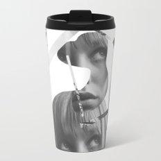 She left pieces of her life Travel Mug