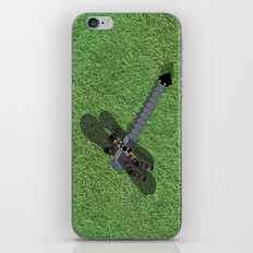Mechanical Dragonfly iPhone & iPod Skin