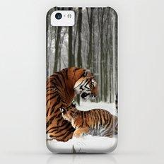 Tigers iPhone 5c Slim Case