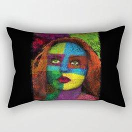 This Other World Rectangular Pillow