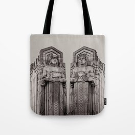 The Guardians in Grey Tote Bag