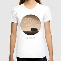 inspirational T-shirts featuring Inspirational by mJdesign