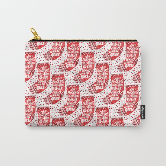 THE WORST CHRISTMAS EVER Carry-All Pouch