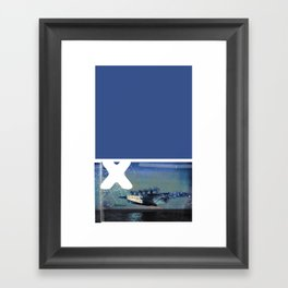 ROUGHKut#12092015 Framed Art Print