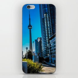 Downtown Toronto View iPhone Skin