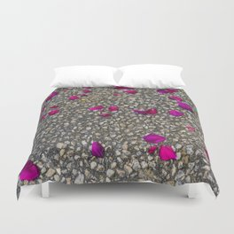 Rose Petals Duvet Cover