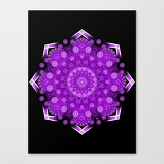 Shiva's Gateway Canvas Print