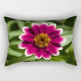 Flower Portait - Flower Power Rectangular Pillow