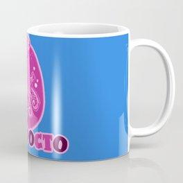 octopocto cartoon style funny octopus Coffee Mug