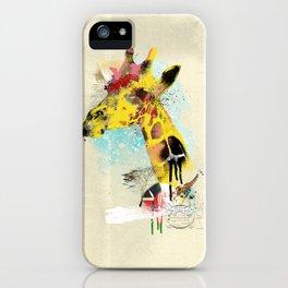 Giraffa iPhone Case