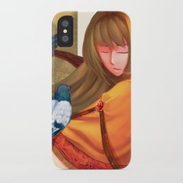 Enkidu iPhone Case