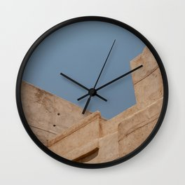 BLOCKS – Marrakech Wall Clock