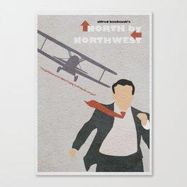 North by Northwest Canvas Print