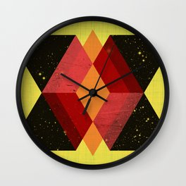 The Cosmos Wall Clock
