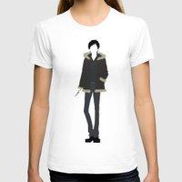 durarara T-shirts featuring Izaya Orihara by JHTY