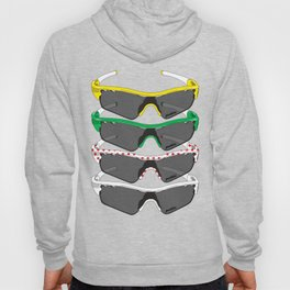 Tour de France Glasses Hoody