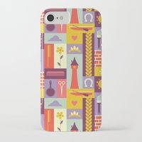 rapunzel iPhone & iPod Cases featuring Rapunzel by Ariel Wilson