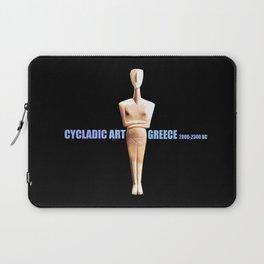 CYCLADIC ART Laptop Sleeve