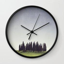 Classic Tuscany Wall Clock