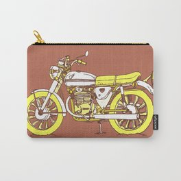 Vintage Motorcycle Gems III Carry-All Pouch