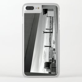 Mexico from El Paso Clear iPhone Case